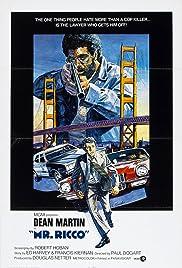 Mr. Ricco(1975) Poster - Movie Forum, Cast, Reviews