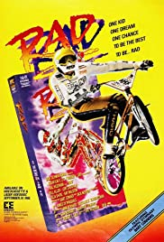Rad (1986) Poster - Movie Forum, Cast, Reviews