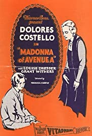Madonna of Avenue A Poster