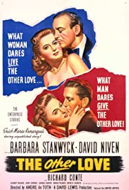 The Other Love (1947) Poster - Movie Forum, Cast, Reviews