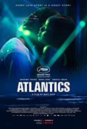 Atlantics (2019) poster