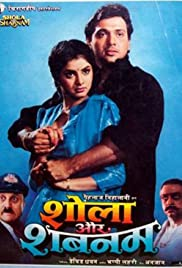 Shola Aur Shabnam(1992) Poster - Movie Forum, Cast, Reviews