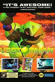 Vectorman Poster
