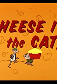 Cheese It, the Cat! Poster