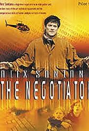 Alex Santana, négociateur Poster