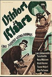 Vihtori ja Klaara Poster