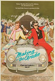 Making the Grade(1984) Poster - Movie Forum, Cast, Reviews