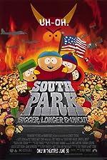 South Park Bigger Longer And Uncut(1999)