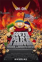 Primary image for South Park: Bigger, Longer & Uncut