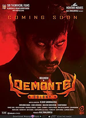 Demonte Colony (2015) Download on Vidmate