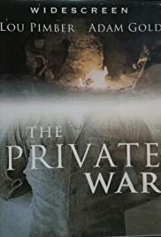 The Private War Poster