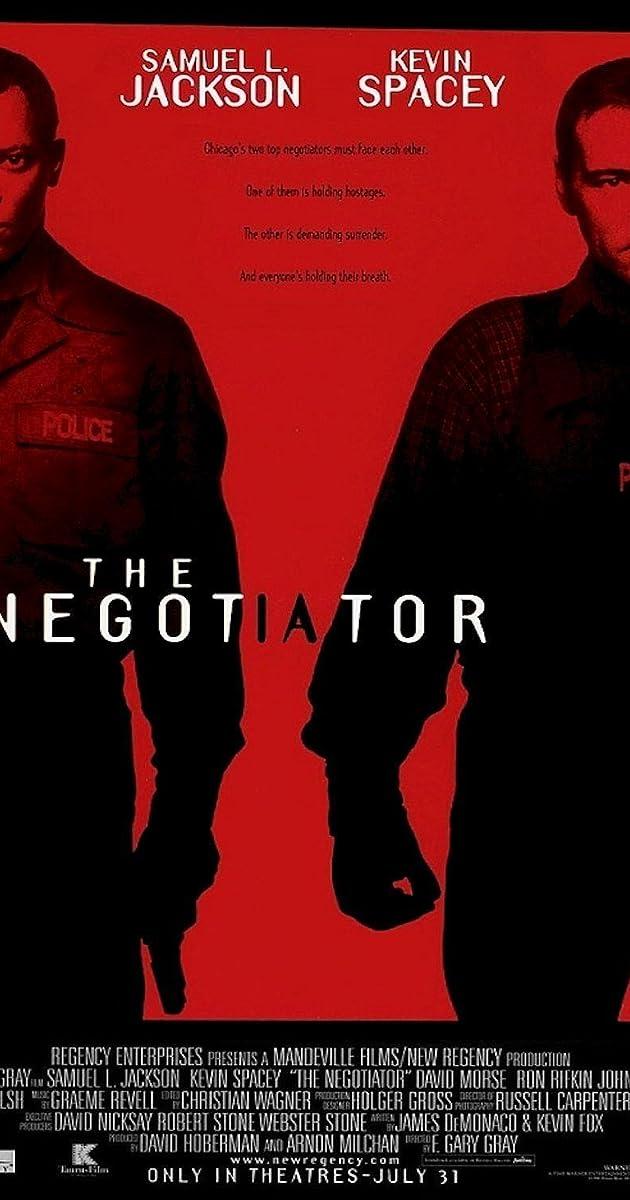 the negotiator 1998 imdb