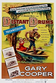 Distant Drums Poster