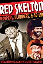 Primary image for Red Skelton: Bloopers, Blunders and Ad-Libs