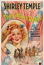 The Littlest Rebel Poster
