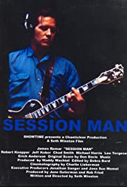Session Man Poster