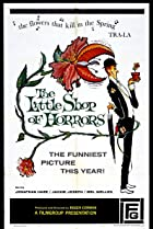 The Little Shop of Horrors (1960) Poster