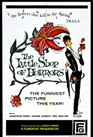 The Little Shop of Horrors Poster