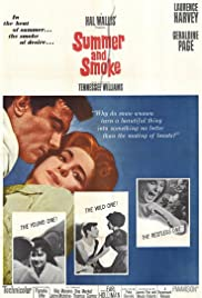 Summer and Smoke Poster
