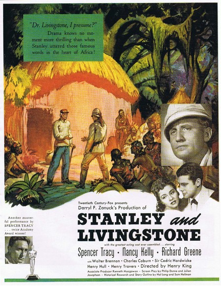 Stanley And Livingstone (1939)  Dr Livingstone I Presume Movie