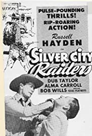 Silver City Raiders Poster