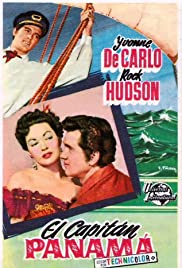 Scarlet Angel (1952) Poster - Movie Forum, Cast, Reviews