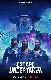 Escape The Undertaker (2021) poster