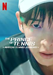 The Prince of Tennis ~ Match! Tennis Juniors ~ poster