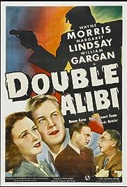 Double Alibi Poster