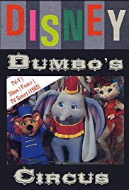 Dumbo's Circus Poster - TV Show Forum, Cast, Reviews