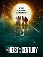 The Heist of the Century (2020) poster
