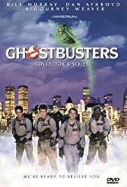 On the Scene with the Ghostbusters Poster