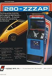 Datsun 280 ZZZAP Poster