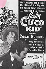 Lucky Cisco Kid Poster