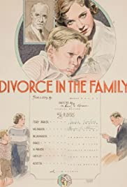 Divorce in the Family Poster