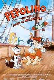 Pepolino und der Schatz der Meerjungfrau Poster