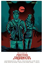 The Curse of Professor Zardonicus (2020) poster