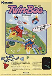 TwinBee Poster