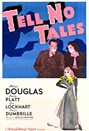 Tell No Tales Poster