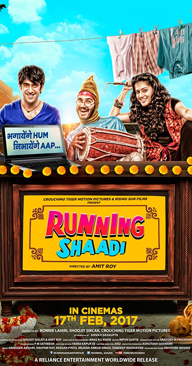 Image result for running shaadi