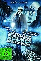 Image of Sherlock Holmes in New York