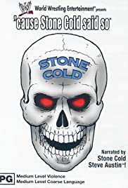 WWF: Cause Stone Cold Says So! Poster