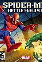Primary image for Spider-Man: Battle for New York