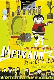 Mercano, el marciano Poster