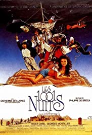 Les 1001 nuits(1990) Poster - Movie Forum, Cast, Reviews