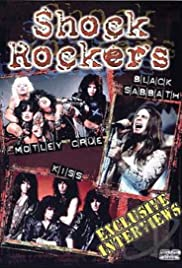 Shock Rockers Poster