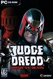 Judge Dredd: Dredd vs Death Poster