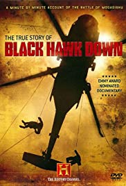 The True Story of Blackhawk Down (2003) Poster - Movie Forum, Cast, Reviews