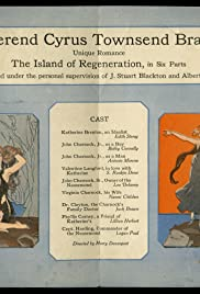 The Island of Regeneration Poster