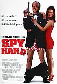 Spy Hard Poster